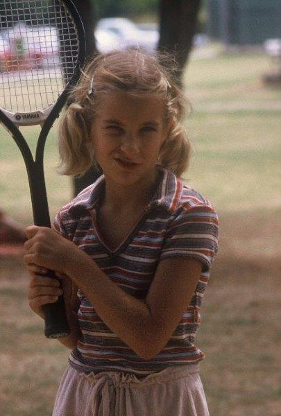 Amy tennis 70's